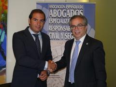 Javier López y García de le Serrana y Jorge Carlos Alonso