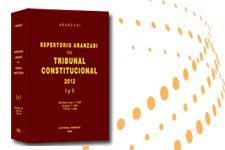Repertorio Tribunal Constitucional